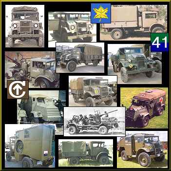 Canadian Military Pattern Vehicles
